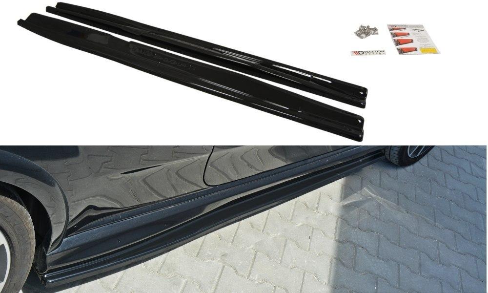 Dokładki Progów Fiat Punto Evo Abarth - GRUBYGARAGE - Sklep Tuningowy